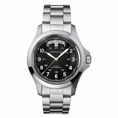 New Man's Hamilton Khaki King II Day Date