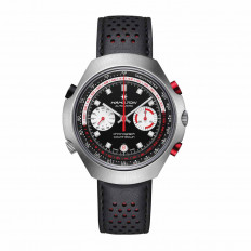 New Hamilton Limited Edition 76/1972 Chrono-Matic 50