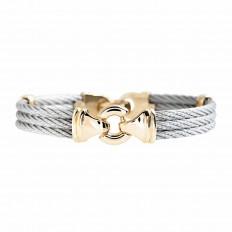 Vintage Charriol Cable Bracelet
