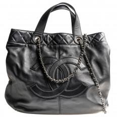 Vintage Chanel Trianon Tote Bag