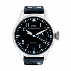 Pre-Owned Man's IWC Big Pilot