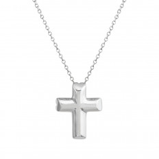 Vintage Tiffany & Co. Paloma Picasso Tenderness Cross Pendant