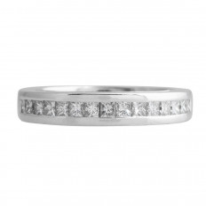 Vintage 0.50 CTW Diamond Band