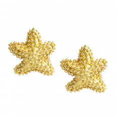 Vintage Tiffany & Co. Starfish Stud Earrings