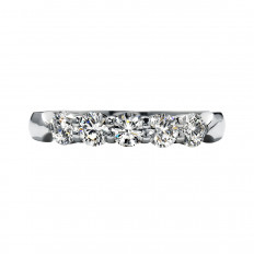 New Hearts On Fire® 0.74 CTW Diamond Band