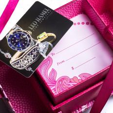 $675 Leo Hamel Fine Jewelers Gift Card