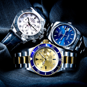 Triple Rolex Watches