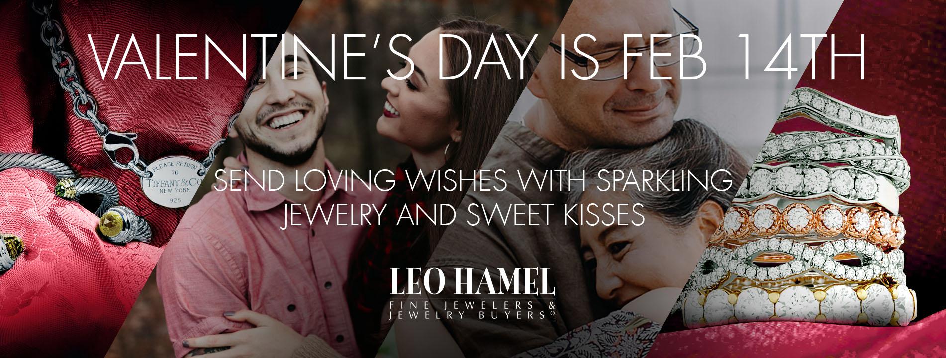 Leo Hamel Fine Jewelers Valentines 2018