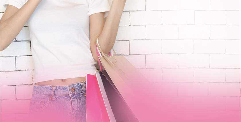 Shop easy. Personal shoppers are ready to help you find everything you are looking for